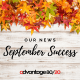September Success